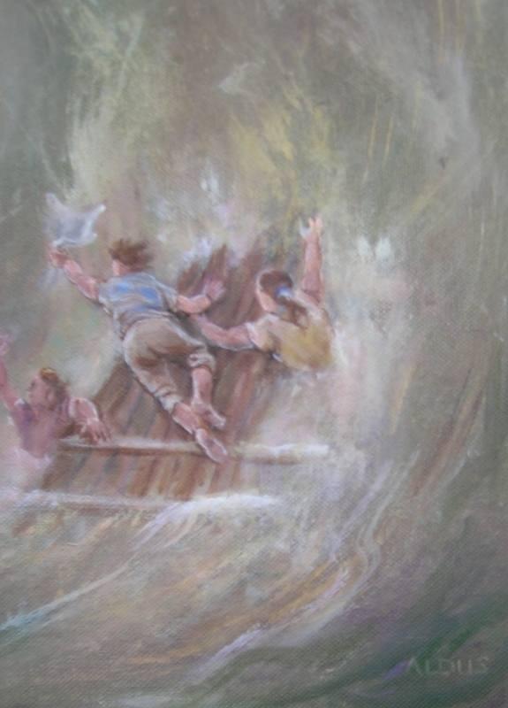 life raft 2 aldus
