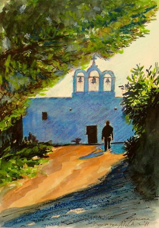 chapel at comino