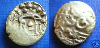 wolf stater coin iceni
