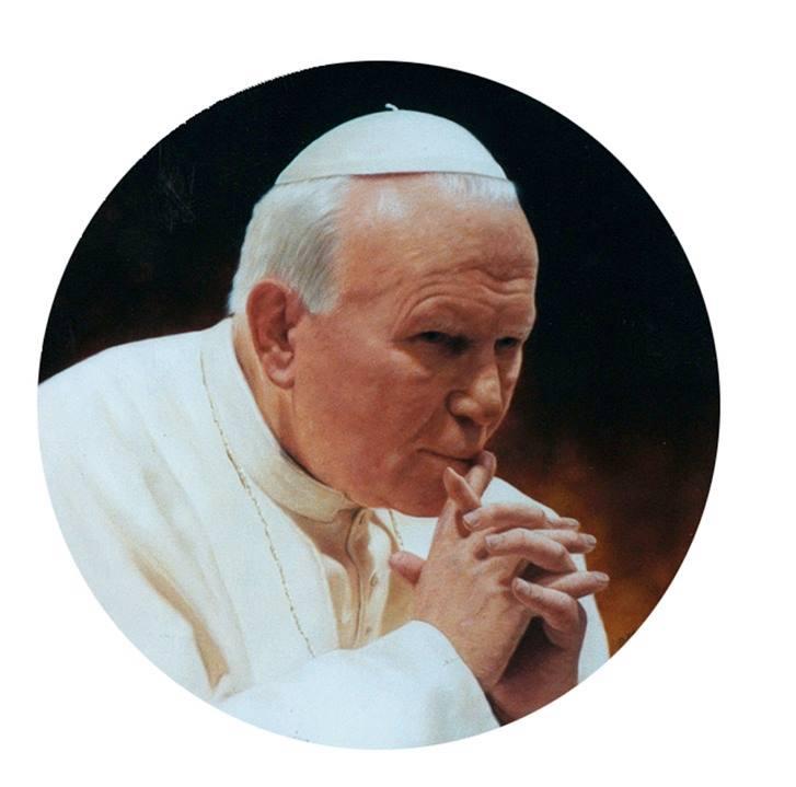 DARREN BAKER POPE JOHN PAUL 11