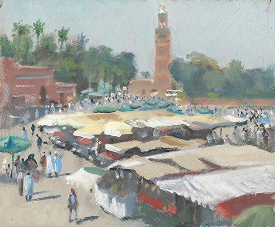 the-market-jemaa-el-fna-marrakech