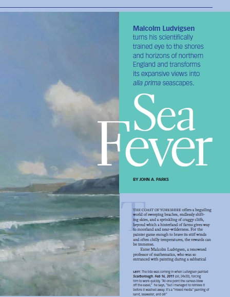 Malcolm Ludvigsen sea fever