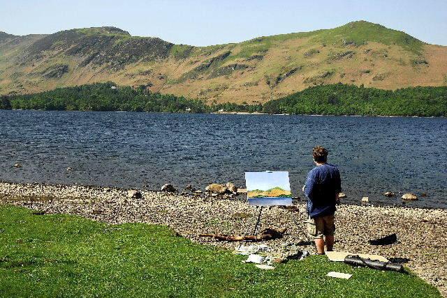 Ludvigsen lakes