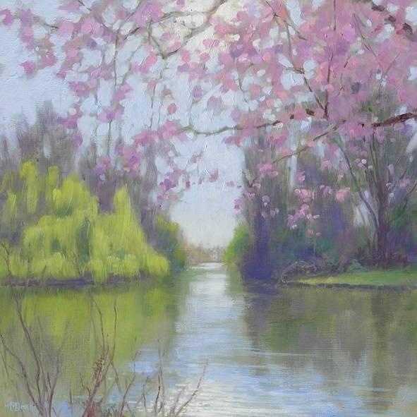 Spring In St Jamess Park