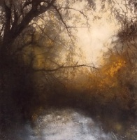 Hidden in the river 2014 by Isabelle Amante (now sold 2/11/14)