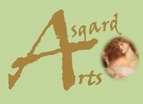www.asgard-arts.com, site logo.
