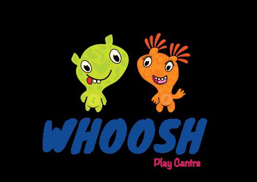 Whoosh Play Centre Logo