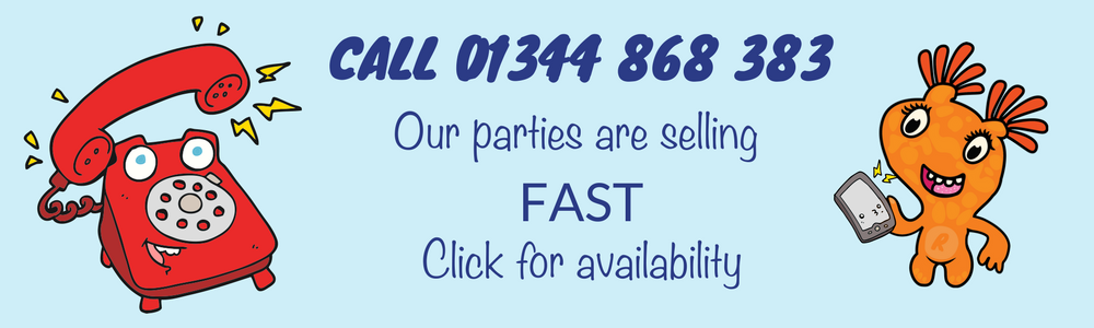 Party Availability HP Banner 300px