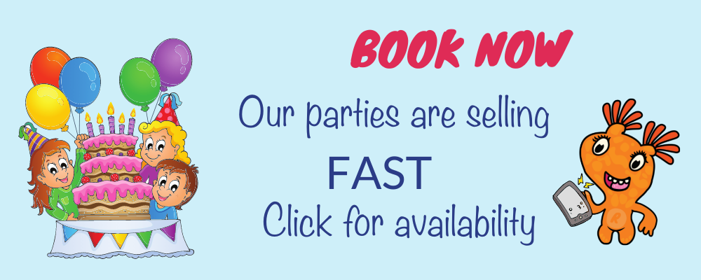 Party Book NOW