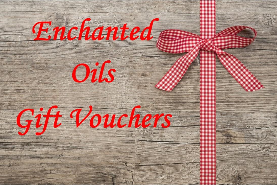 £10 Enchanted Oils Gift Voucher