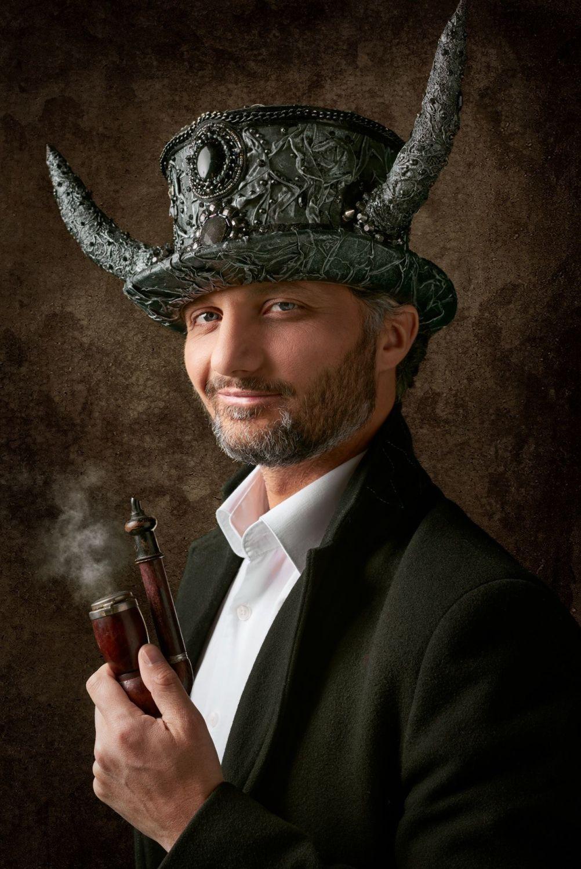 Devilishly Handsome