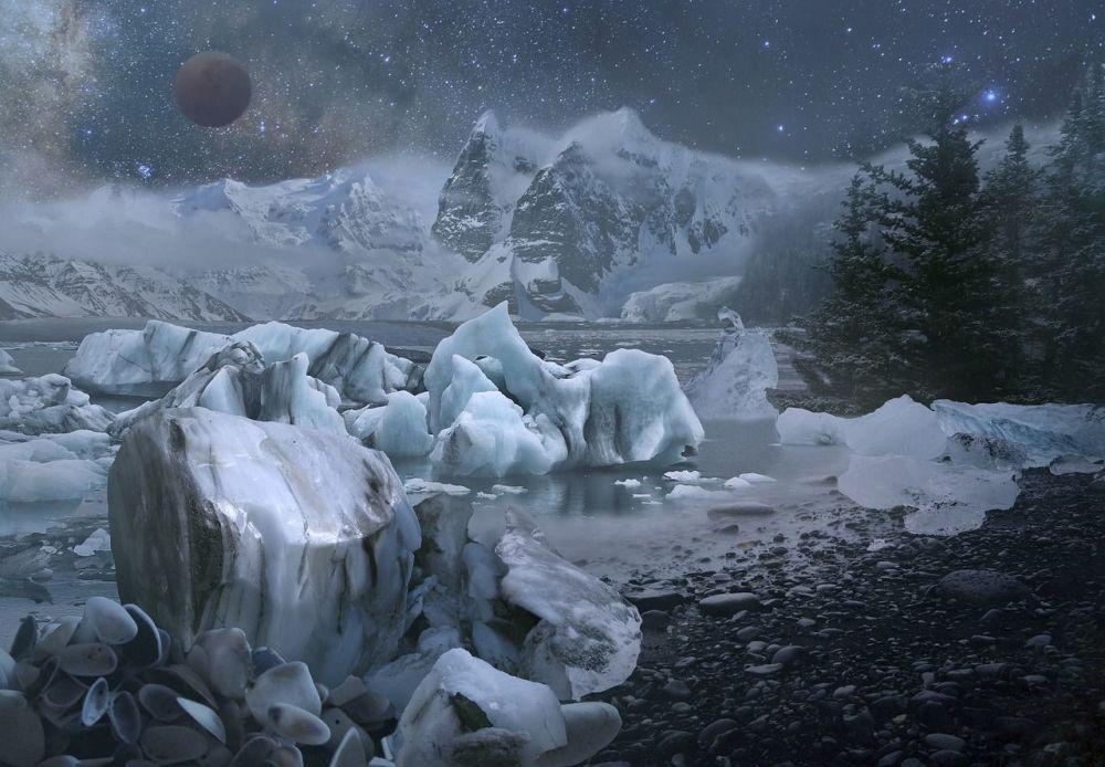 Spellbound in Ice