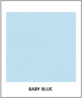 Baby Blue Tissue Wrapping Sheets