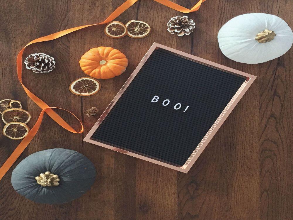Autumn/Halloween scents