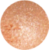 Pastel of Peach Cosmetic Mica Powder - 10 grams