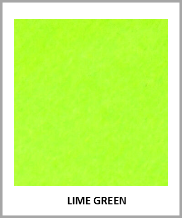 Lime Green Tissue Wrapping Sheets