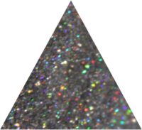 Sophisticated Silver Holographic Ultra Fine Glitter - 10g