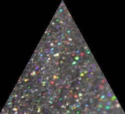 Silver Holographic Ultra Fine Glitter - 10g