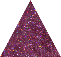 Bella Rosa Pink Holographic Ultra Fine Glitter - 10g