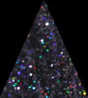 Wicked Black Holographic Ultra Fine Glitter - 10g