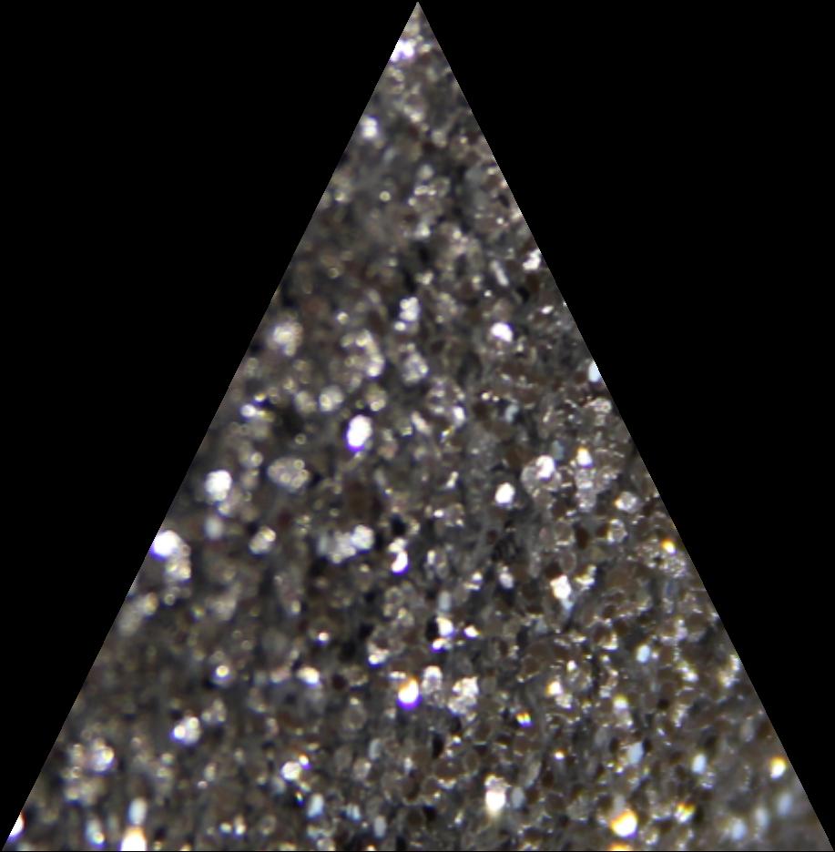 Sophisticated Silver Metallic Fine Glitter - 10g