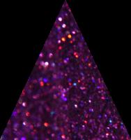 Luxurious Purple Holographic Ultra Fine Glitter - 10g