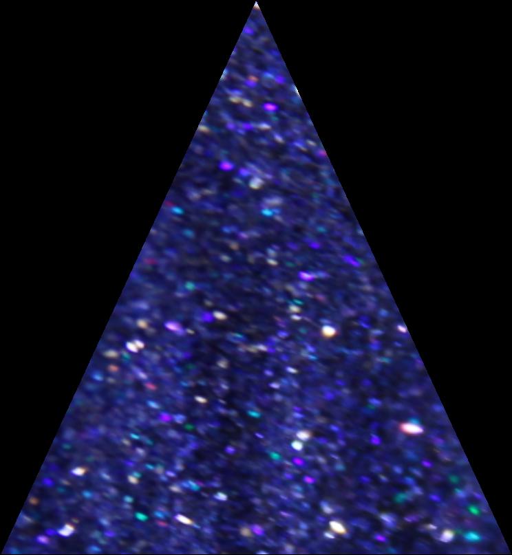 Seductive Sapphire Holographic Ultra Fine Glitter - 10g