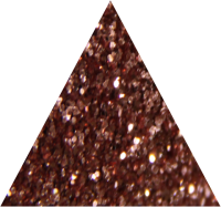Romantic Rose Gold Metallic Fine Glitter - 10g