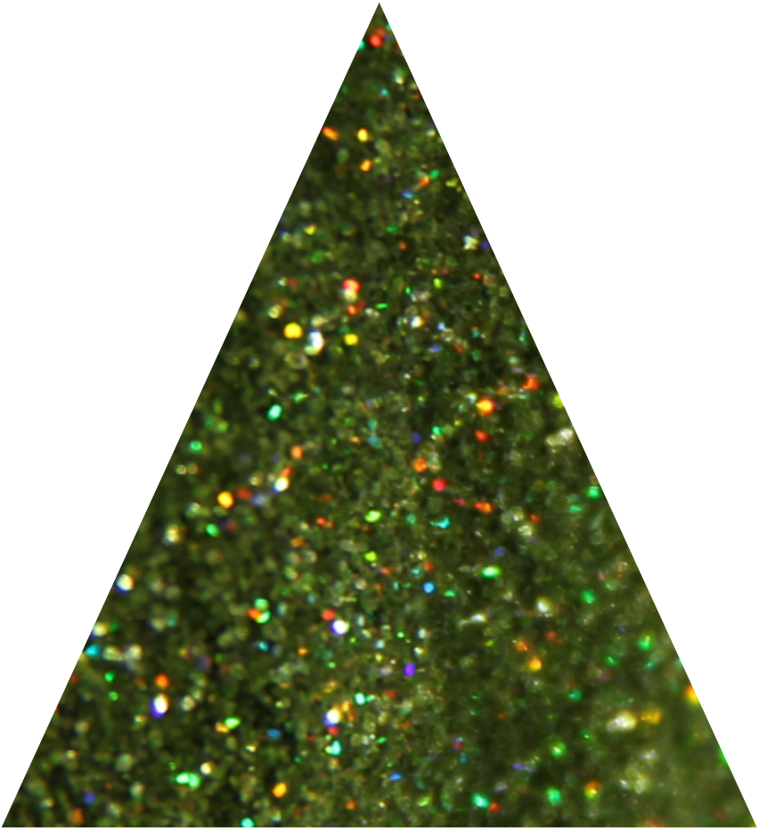 Lively Lime Holographic Ultra Fine Glitter - 10g