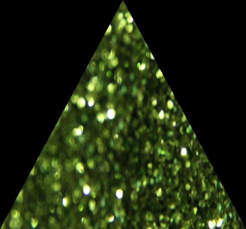 Lively Lime Metallic Fine Glitter - 10g