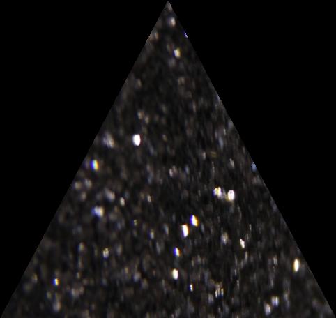 Wicked Black Metallic Fine Glitter - 10g