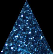 Seas of Blue Metallic Fine Glitter - 10g