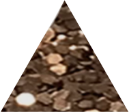 Bronze Medallion Super Chunky Glitter- 10g