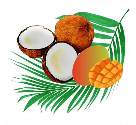 <!--001-->Loco Coco Mango - 50g