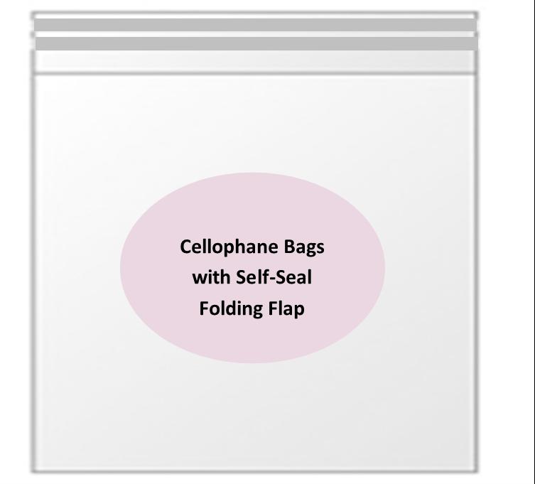 Cellophane Self-Seal Bags