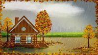 Cloudbursts in Autumn