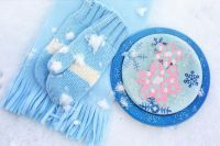 Snow & Ice Biscuits