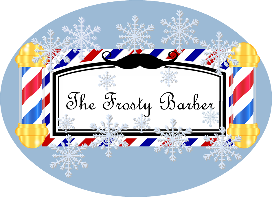 <!--001-->The Frosty Barber- 50g