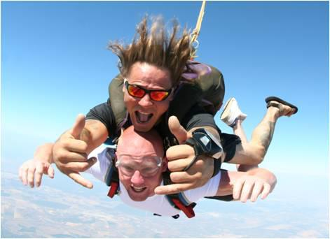 hibalstow skydive