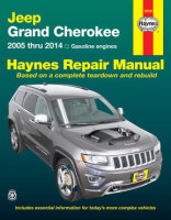 Jeep Grand Cherokee Haynes Manual Repair Manual Workshop Manual Service Manual  2005-2014