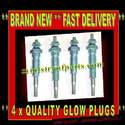 Jeep Cherokee  2.5TD Glow Plugs