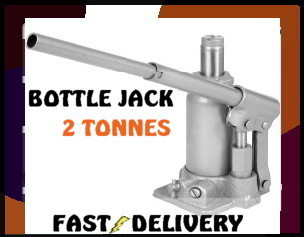 Car Jack Bottle Jack 2 Tons