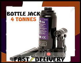 Car Jack Bottle Jack 4 Tons