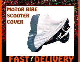 Motorbike Cover Motorcycle Scooter Cover Water Resistant Cover