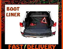 Car Boot Liner Overlay Protective Liner Water Resistant Boot Liner