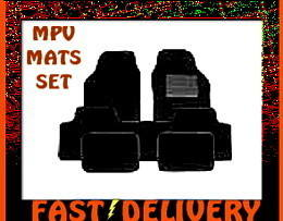 Car Mats Mpv Vehicle Mats Foot Mats Set