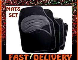 Car Mats Carpet Mats Foot Mats Set