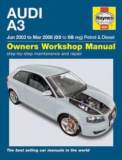 audi a3 haynes manual repair manual workshop manual. Black Bedroom Furniture Sets. Home Design Ideas