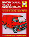 Suzuki Supercarry Haynes Manual Repair Manual Workshop Manual Service Manual