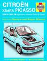Citroen Xsara Picasso Haynes Manual Repair Manual Workshop Manual Service Manual  2000-2002